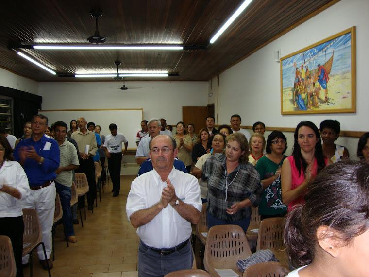 Icem -SP visita diocesana
