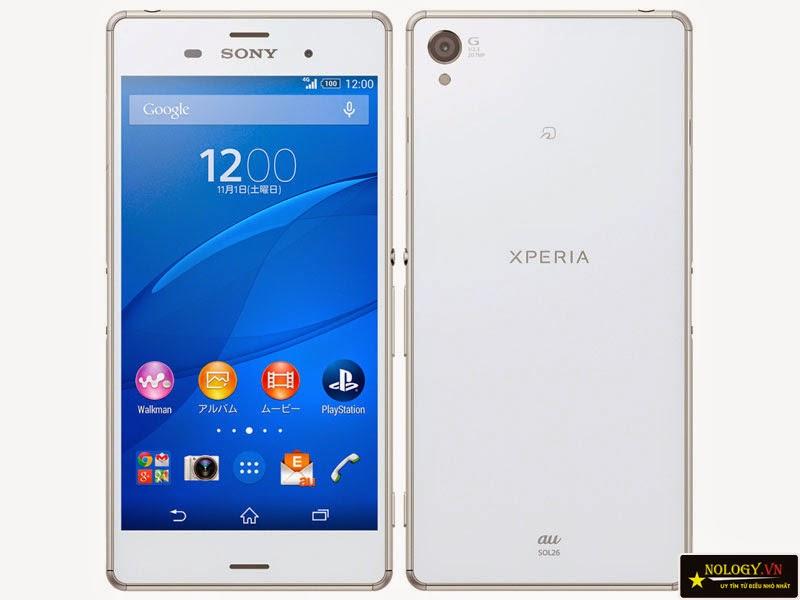 Sony Xperia Z3 Nhật Bản giá rẻ