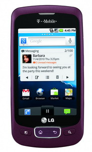 LG Optimus T coming to T-Mobile Nov 3rd