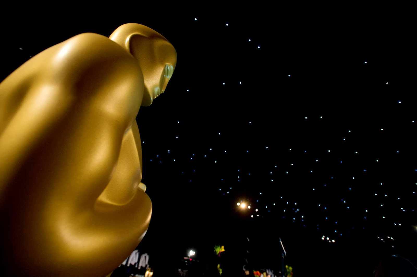 2014 oscar above the stars will be... stars