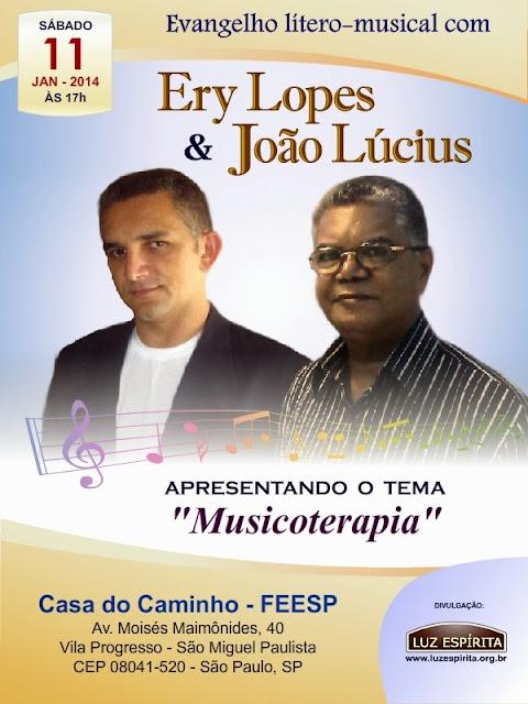FEESP Ery Lopes & João Lucius