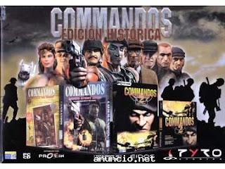 Commandos edición histórica