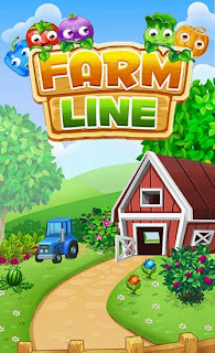 Screenshots of the Farm line for Android tablet, phone.