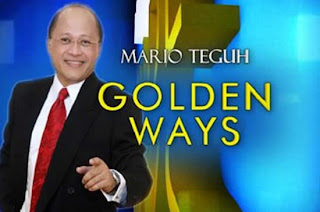 Kata Motivasi Mario Teguh Terbaru 2012