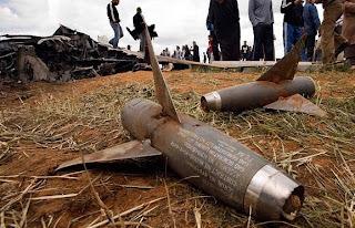 Foto Bangkai Pesawat Tempur F 15E