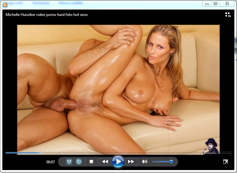 michelle hunziker video porno.