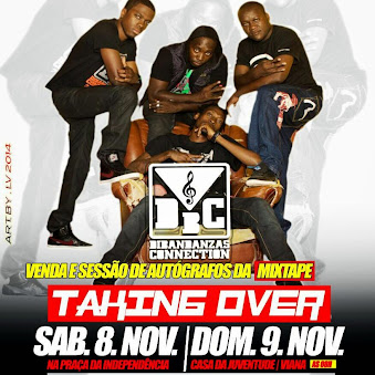 "DBC - ""Taking Over"" Venda"