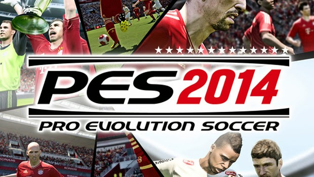 PRO EVOLUTION SOCCER (PES) 2014 FULL PC GAME WITH CRACK