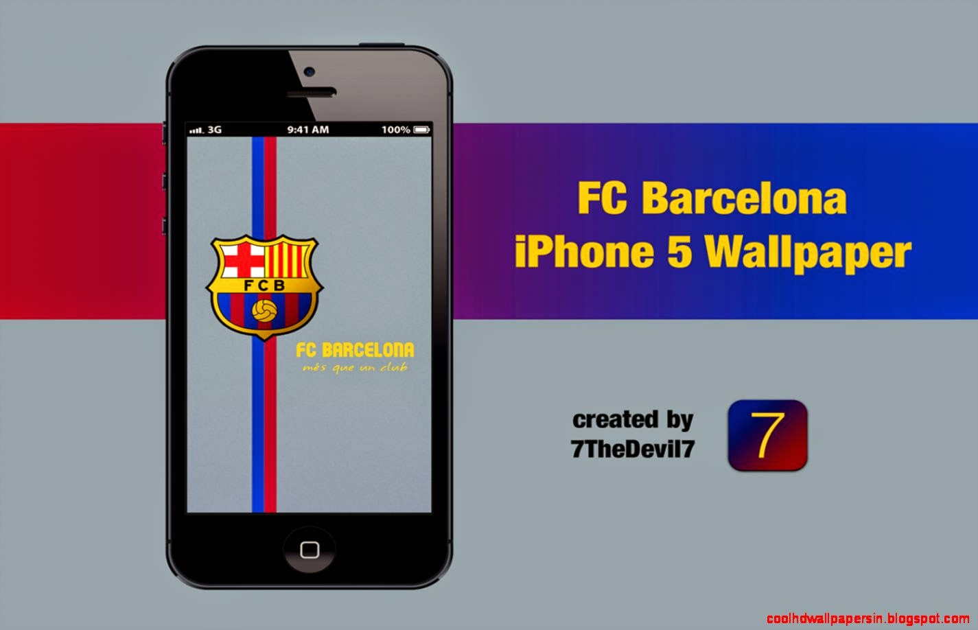 Top   Wallpaper Horse Iphone 5c - deviantart-more-like-fc-barcelona-iphone-5-wallpaper-by-7thedevil7  Graphic_765927.jpg