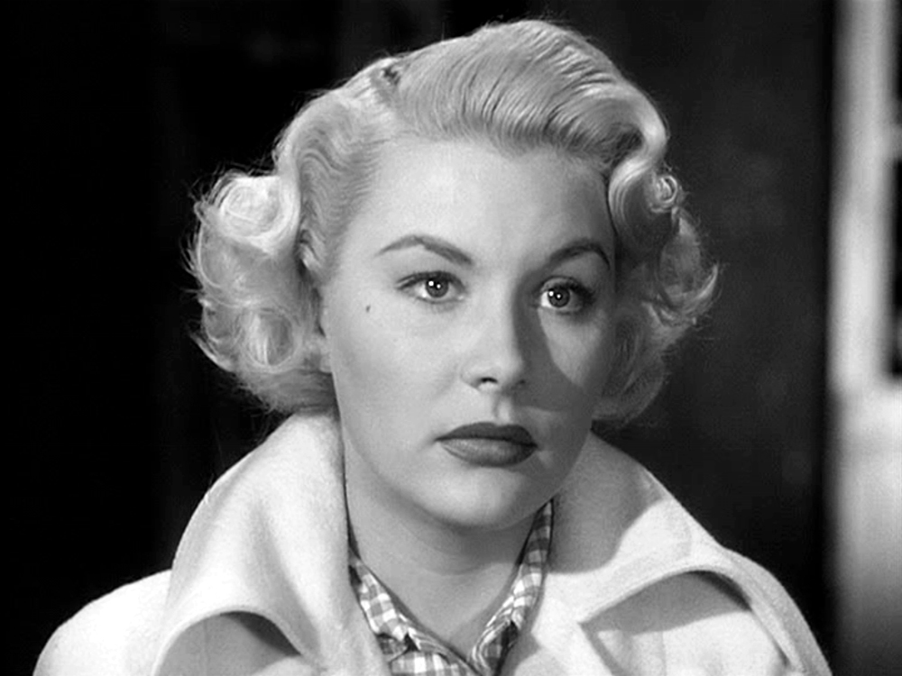 Four Sided Triangle Starring Barbara Payton