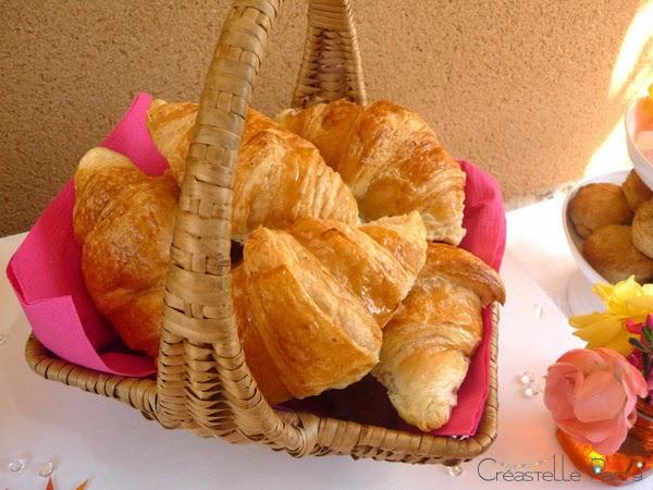 croissants brunch soleil