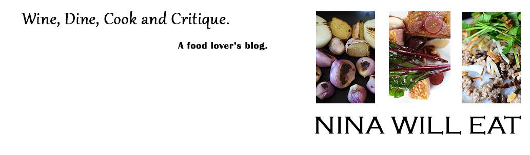 Nina Will Eat