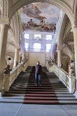 Baroque Staircase @Wurzburg