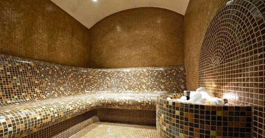 Il bagno turco stile bagno - Il bagno turco dipinto ...