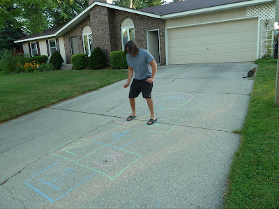 Round of Hopscotch