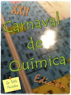Este blog participa en el Carnaval de Química
