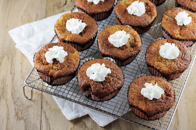 Muffin Banane Amande