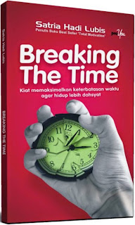 Breaking The Time | TOKO BUKU ONLINE SURABAYA