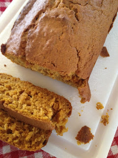 Ollies Yummy in Your Tummy - Pumpkin Bread