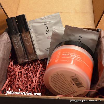 Julep Maven American Beauty Nov 2012 box