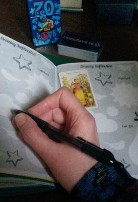 how to include tarot in daily spiritual practice