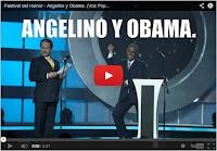 Festival del Humor - Angelino y Obama.