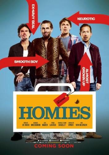 Baixar Filme Homies Torrent