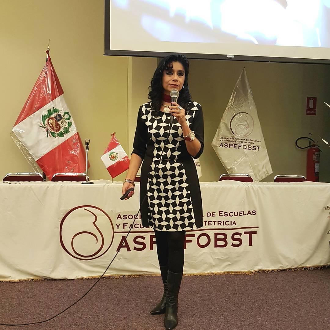 Conferencia en Perú