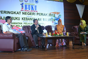 Bicara Buku 1Malaysia 2012
