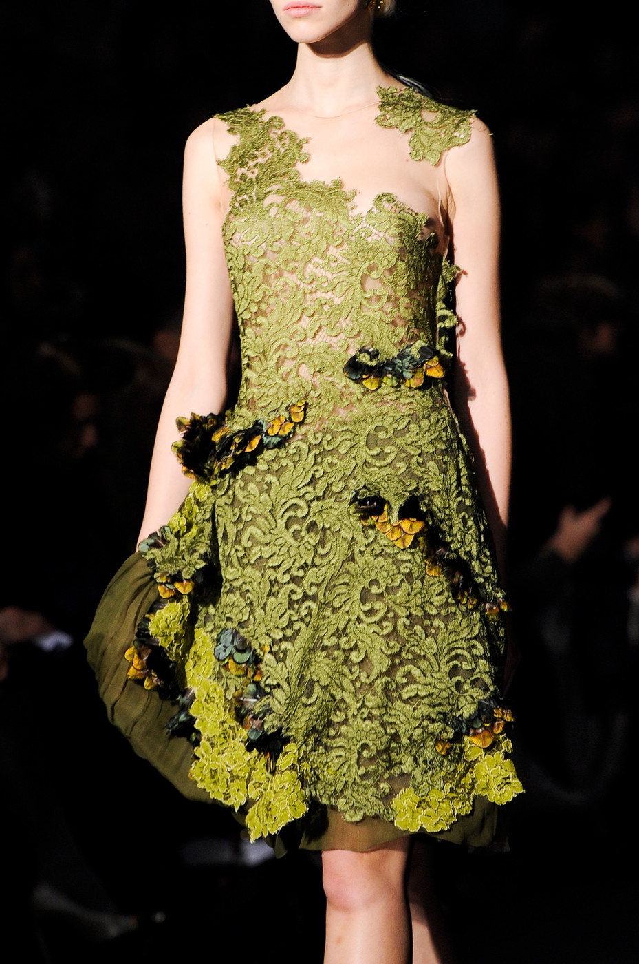 Alberta Ferretti Fall 2014 Milan Fashion Week