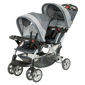 motherly musings double strollers. Black Bedroom Furniture Sets. Home Design Ideas