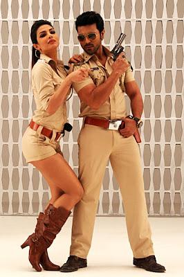 Priyanka Chopra sexy legs in Zanjeer