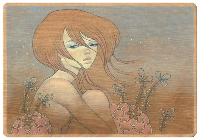 Doctor Ojiplático. Audrey Kawasaki. Ilustración | Illustration. odaijini1