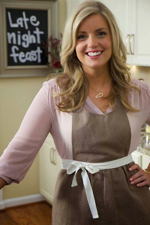 Ice Milk Aprons, Demaris Phillips, Food Network, Southern At Heart