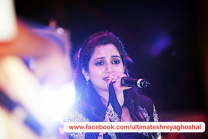 Most Liked Fan Page of Shreya Ghoshal