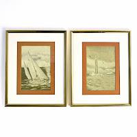 vintage gift sailing
