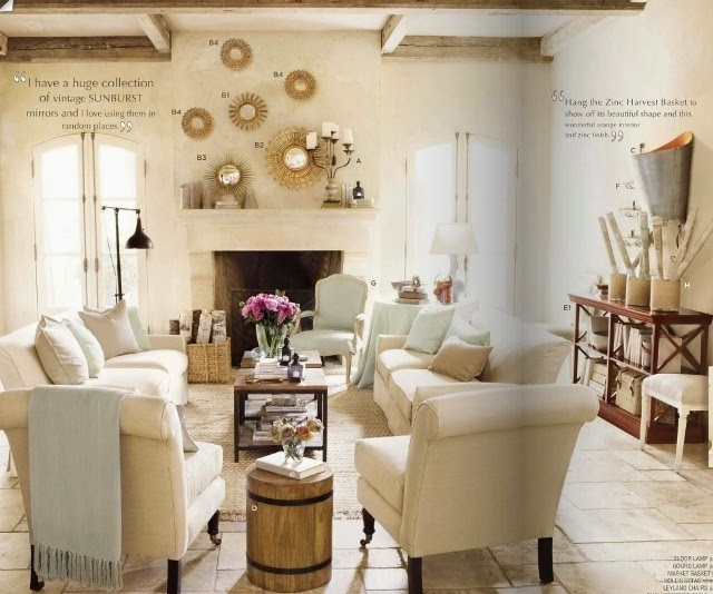 Vintage Wall Paint Ideas