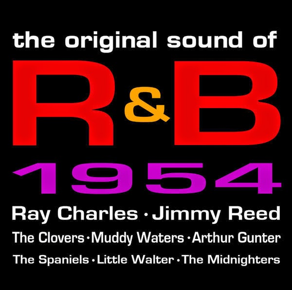 The Original Sound Of R&B - 1954