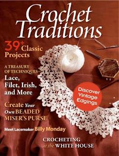 Журнал по вязанию Crochet traditions 2011