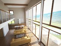 modern small house design by Antonio Altarriba Comes