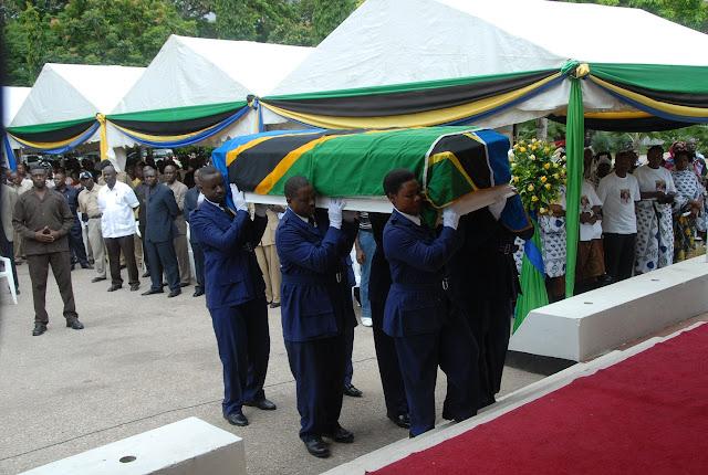 Na Gazeti la mwananchi: Msiba wa Regia waibua mazito