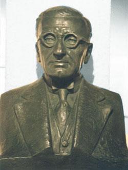 Busto de Pedro Paulet