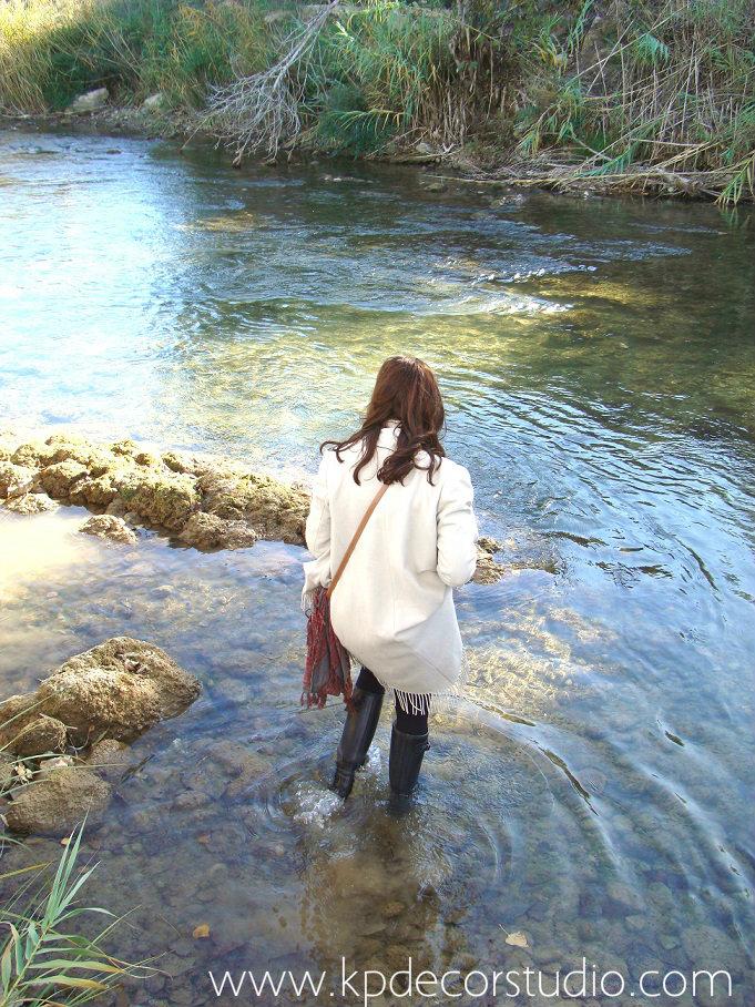 paseos senderismo valencia otoño lago pedralba