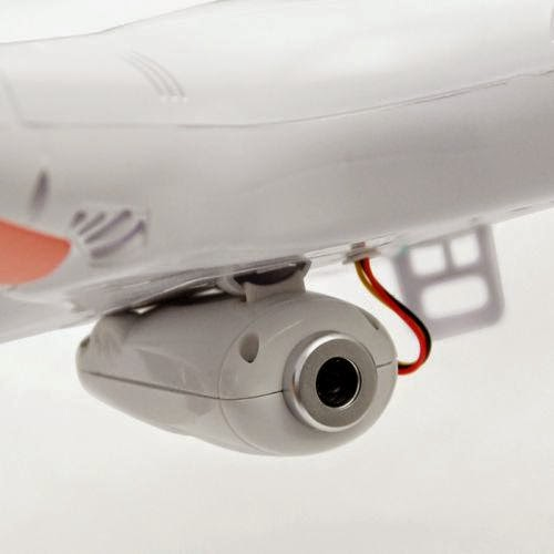 quadcopter drone camera