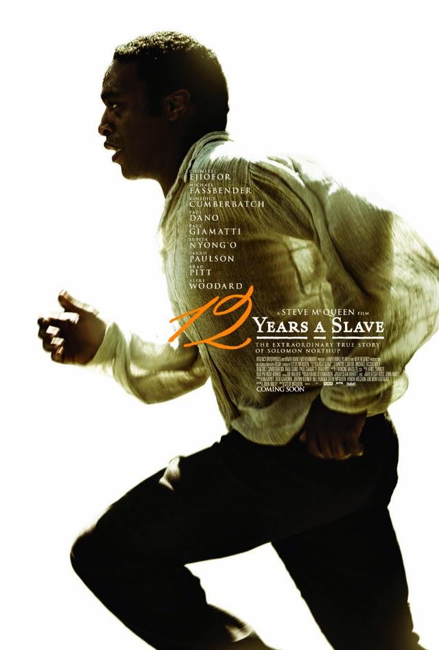 La película 12 Years a Slave ( 12 años de esclavitud )
