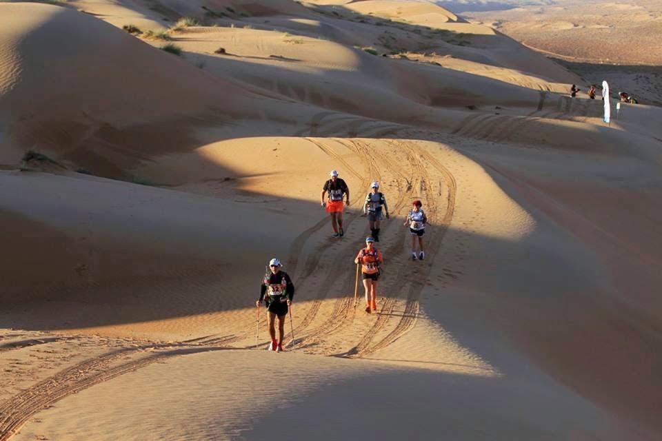Oman Desert Marathon 2014