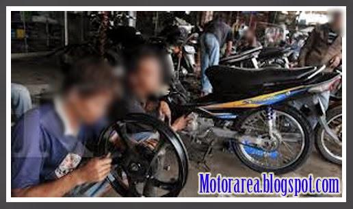 Merawat Sepeda Motor Di Bengkel Shinta Motor Dijamin Memuaskan