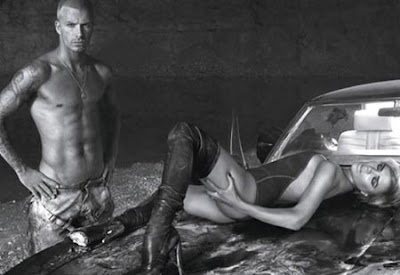david and victoria beckham hot