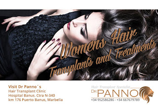 dr panno hair transplants for women
