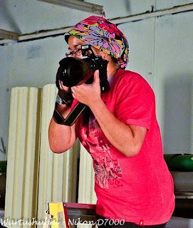 Gaya Photographer - Karang Kraf